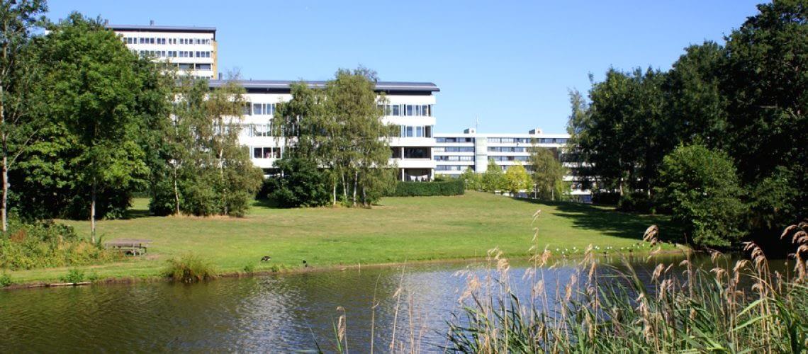 Vollsmose. Fotografi af Mogens Engelund, CC BY-SA 3.0 , via Wikimedia Commons